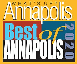 Voted Best of Annapolis 2020