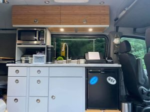 Mobile Pet Vet Van Inside