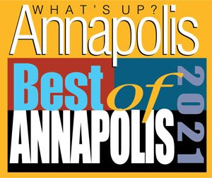 Voted Best of Annapolis 2021